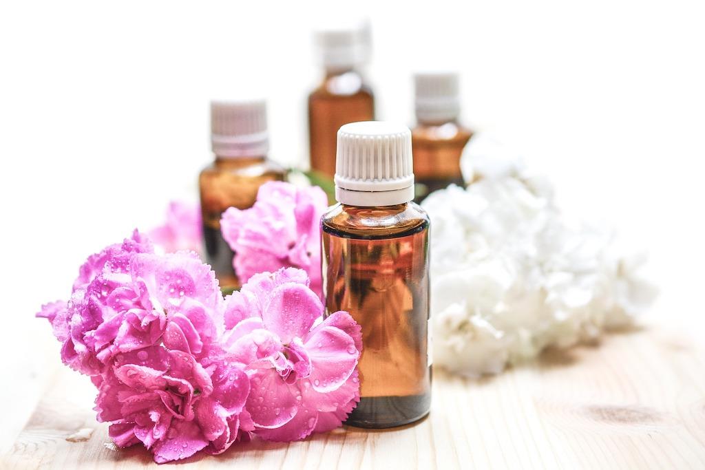 DIY Flower Perfume