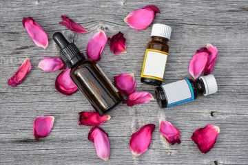 Flower Essential Oils how to recycle flowers