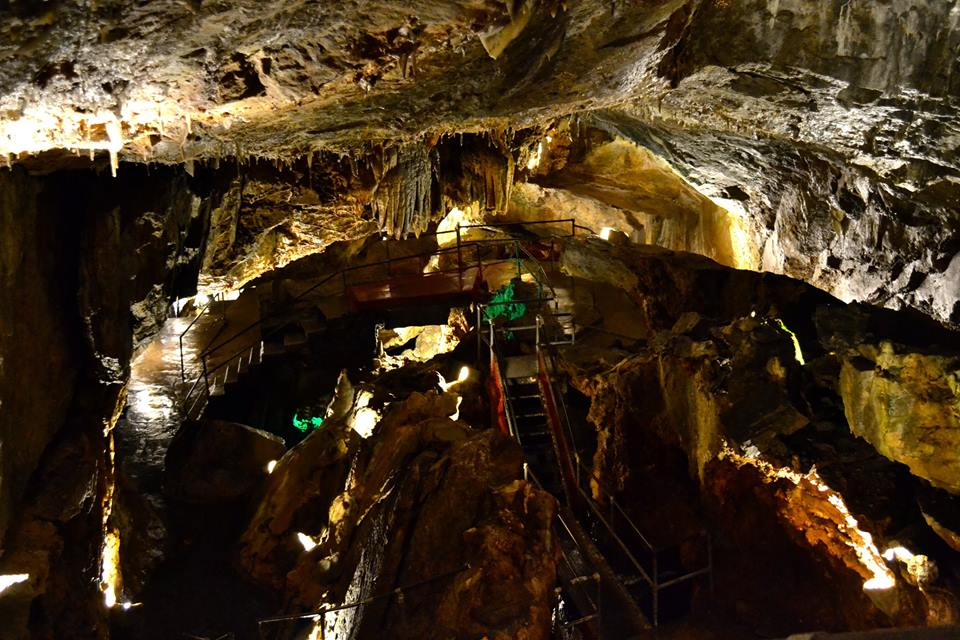 Dutch Country crystal cave