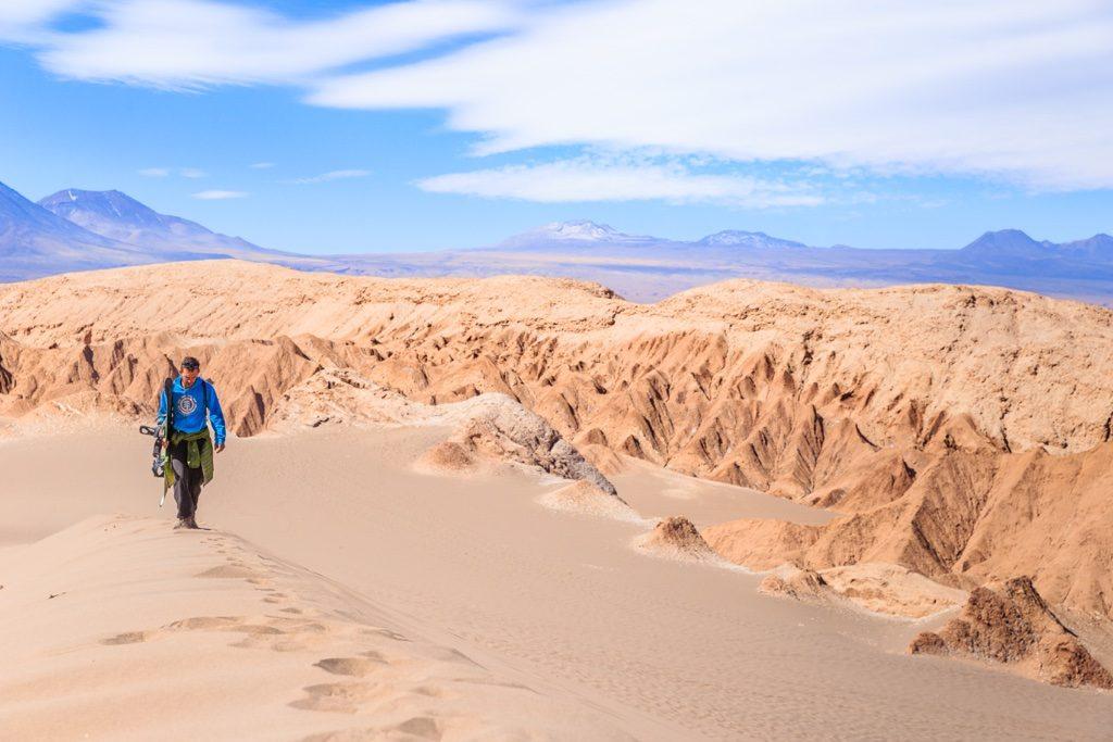sandboarding atacama desert adventure
