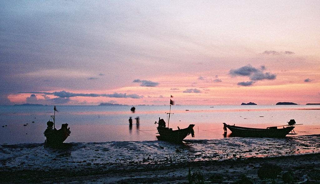 Phangang, Thailand