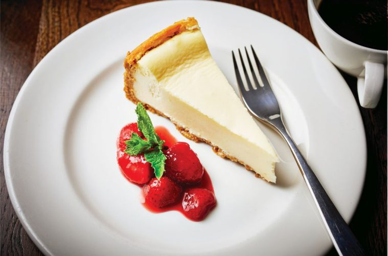 Cheesecake - how to reduce sugar from your diet