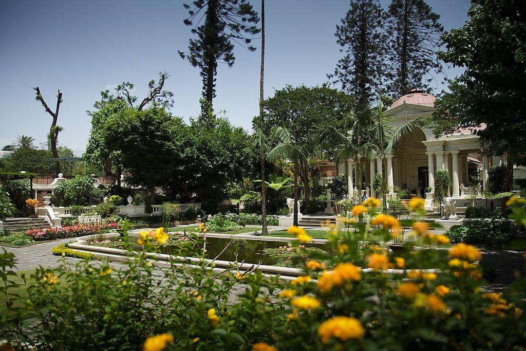 Kathmandu, Nepal Garden of Dreams