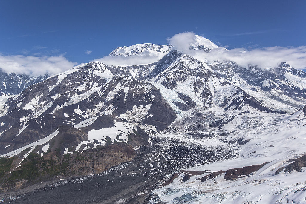 Mount Elias, Alaska