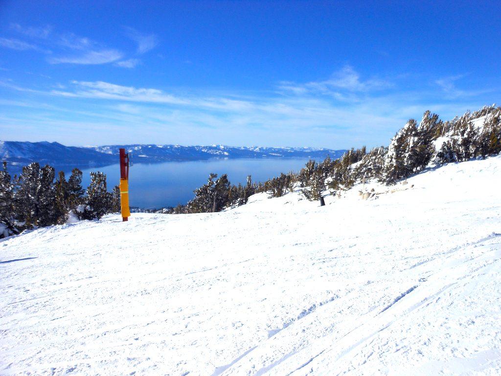south lake tahoe ski