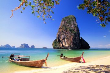 ao nang krabi Thailand travel
