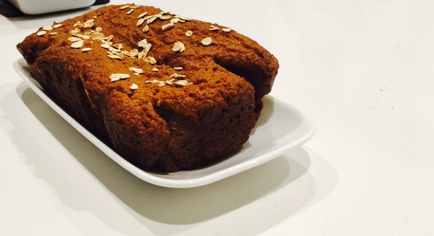 Juice Pulp Carrot Bread.
