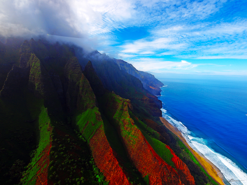 hawaii coast and beaches