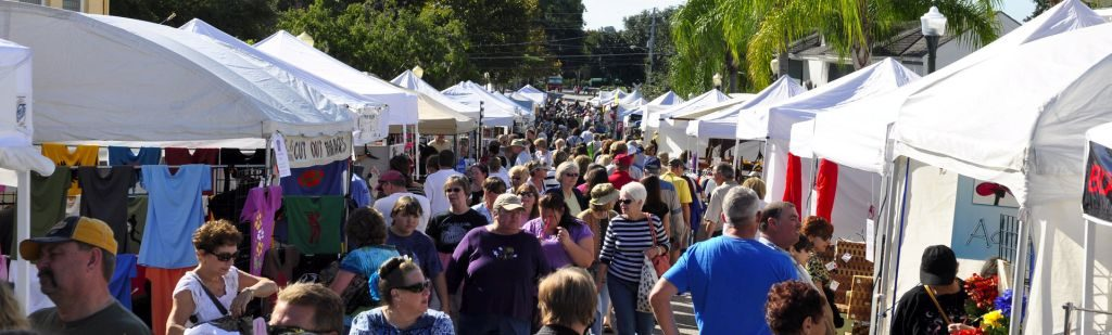 Mount Dora Craft Festival