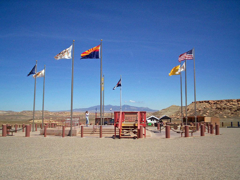 Four_Corners_Monument america