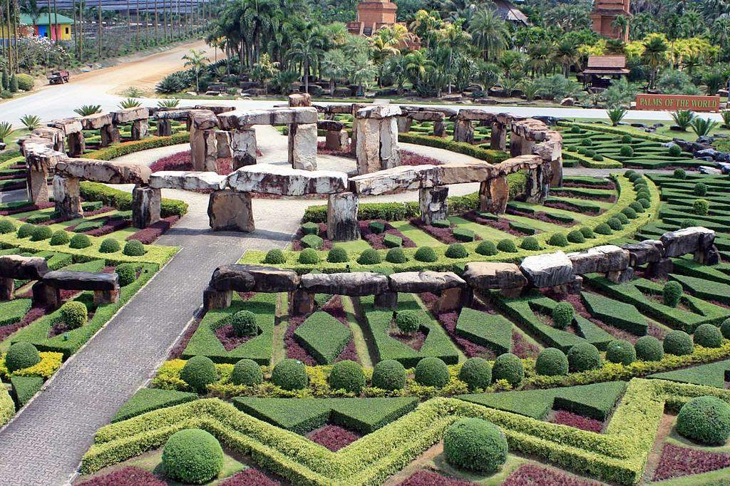 Nong Nooch Garden, Thainland