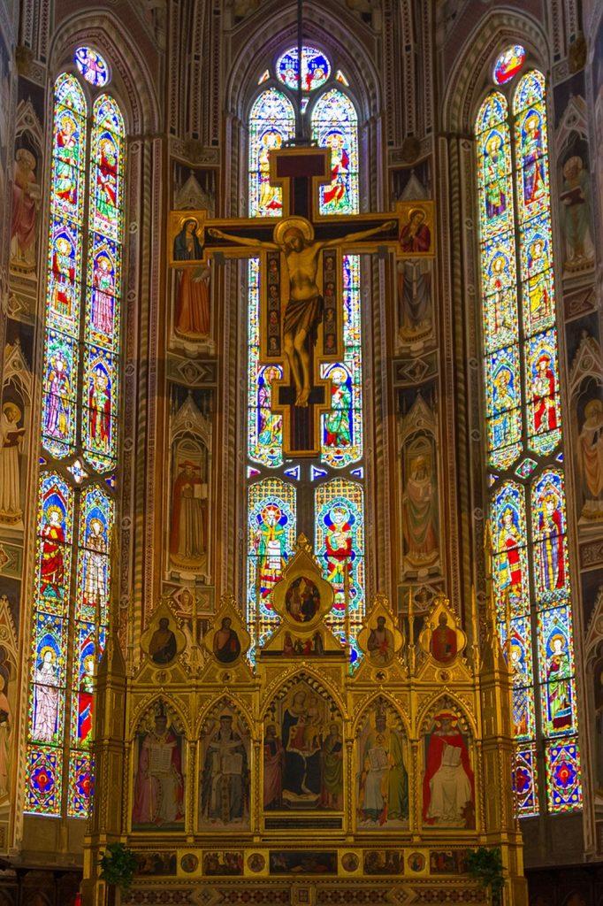 Basilica di Santa Croce Florence, Italy