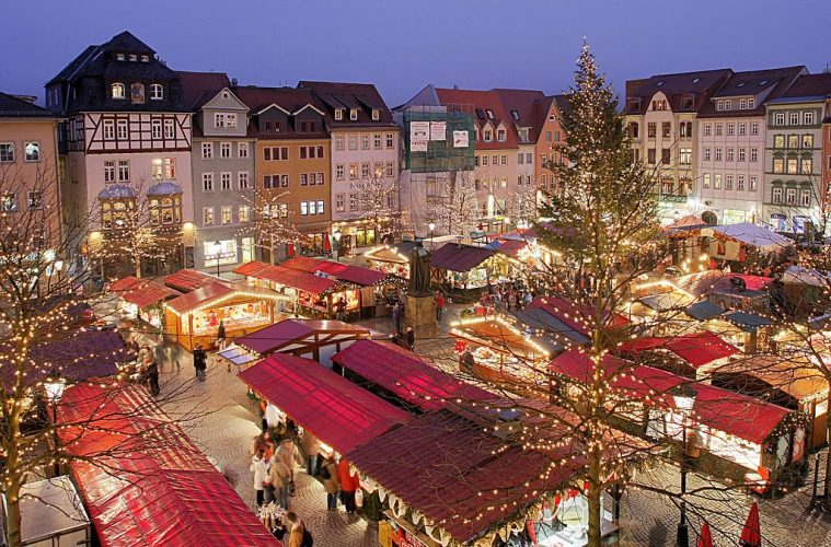 Most Magical Christmas Markets Around the World