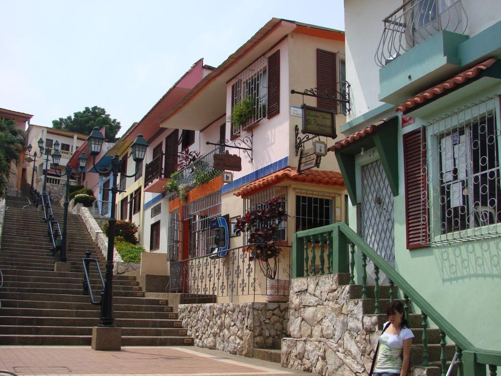 Las Peñas, Ecuador