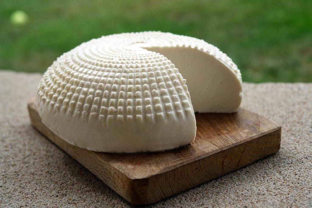 Goat Milk Cheese