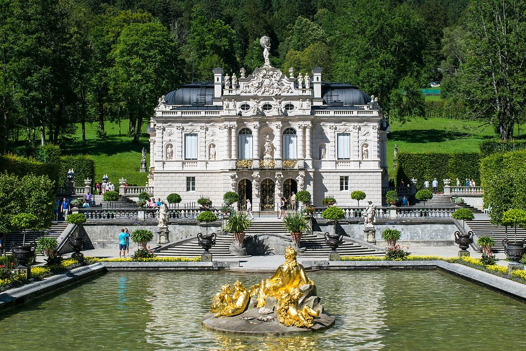 Linderhof Palace, Ettal, Germany