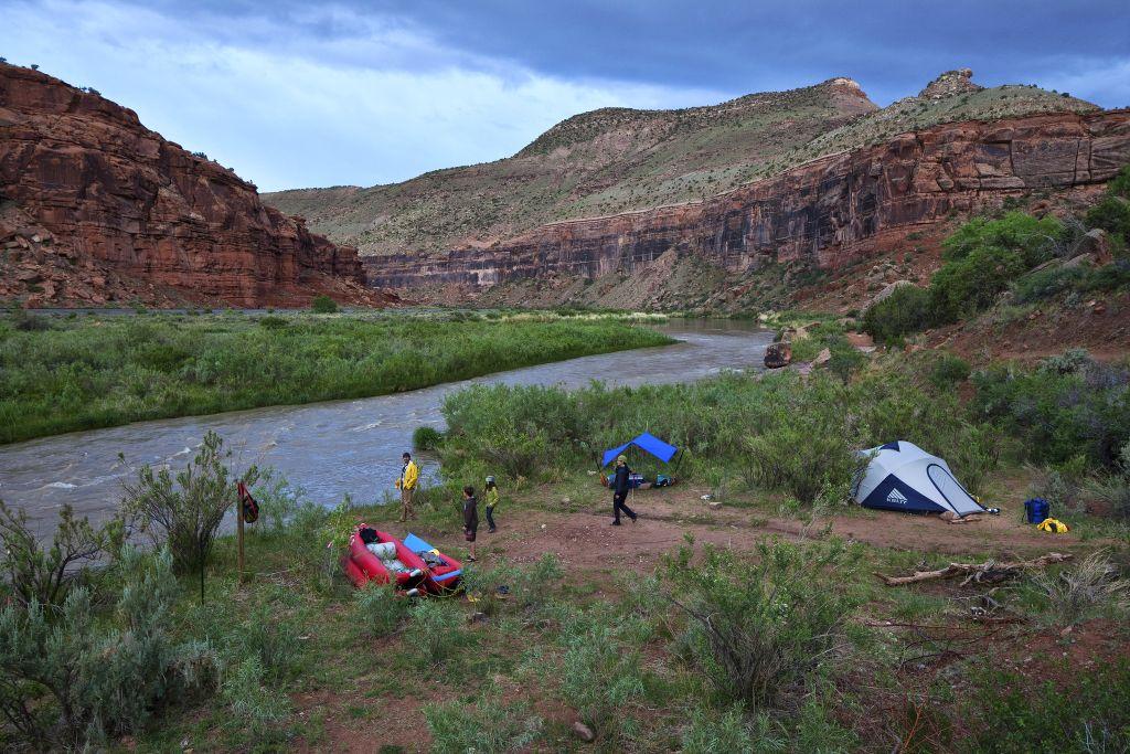 Gunnison Canyon, Colorado
