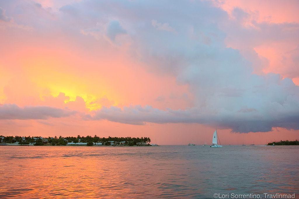 Key west florida after hurricane irma