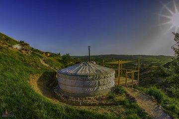 yurts cyprus accommodation