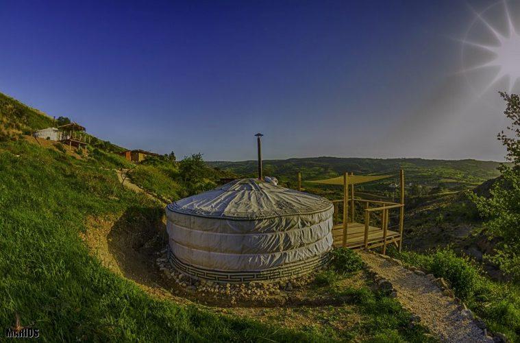 yurts cyprus accommodation