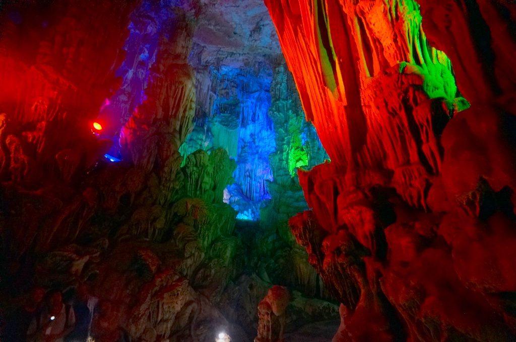 Reed Flute Cave Lu Di Yan- Gullin, China