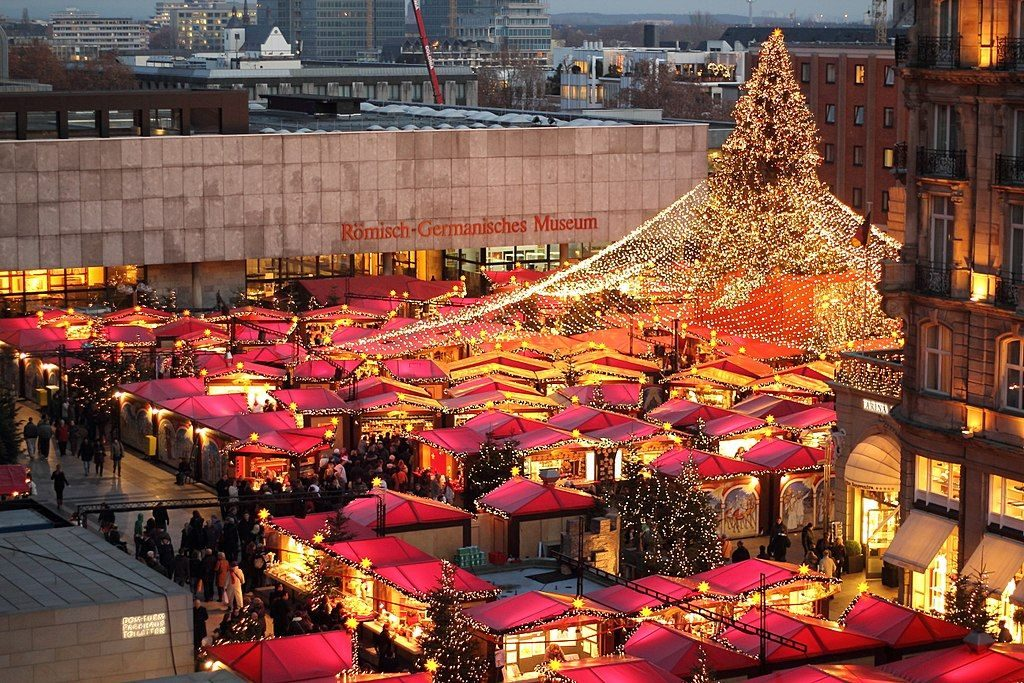cologne germany christmas market - 1024 x 683
