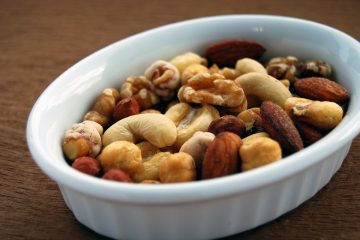 Mixed Nuts protein