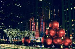 radio city, New York holidays