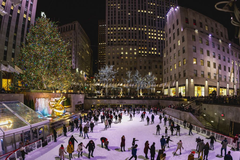 Christmas, New York