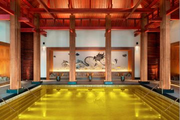 interior design St Regis hotel in Lhasa