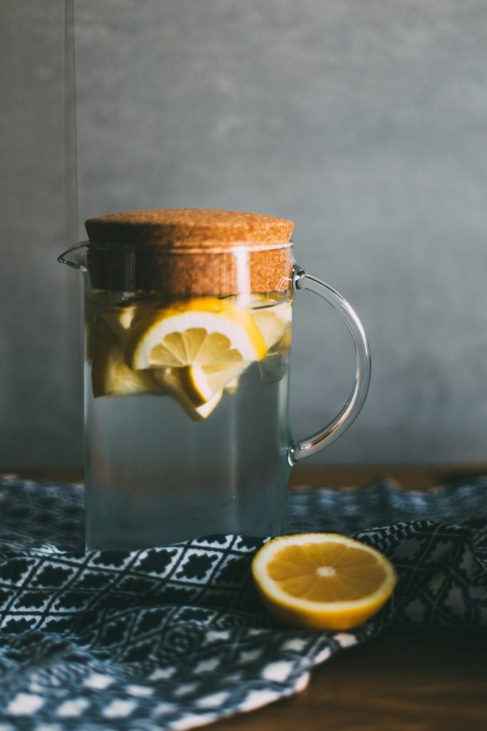 lemon water hydration
