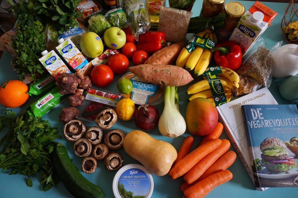 Vegan Groceries, Pixabay