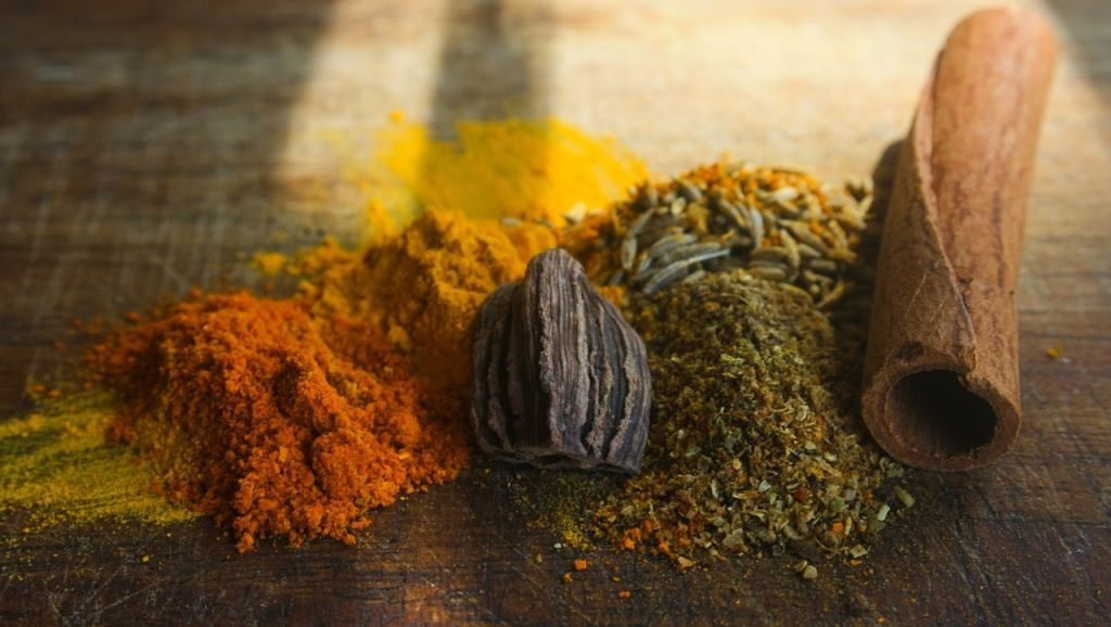 food trends 2018 whole and ground middle eastern spices