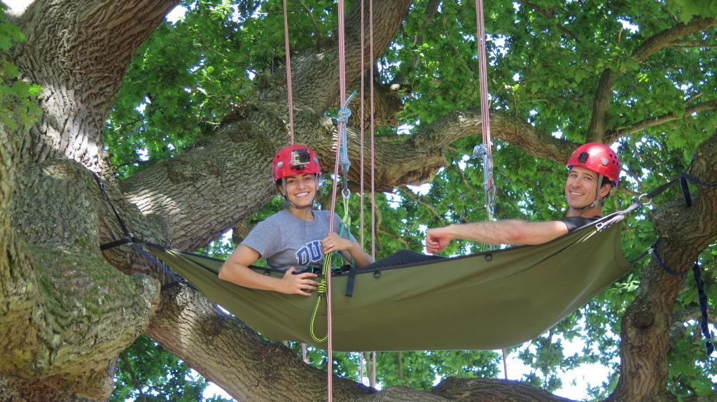 Tree hammock goodleaf england - 1024 x 576