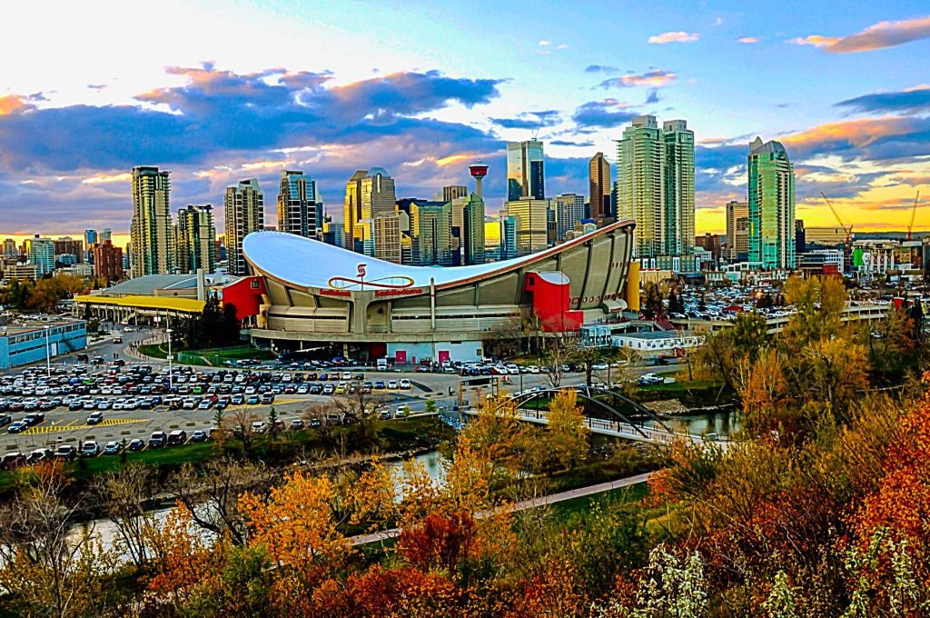 calgary skyline 4 scotsman hill