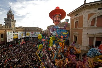Carnival of Cento, Italy Trip
