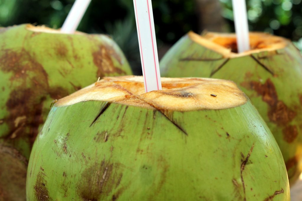Coconut Water, Pixabay