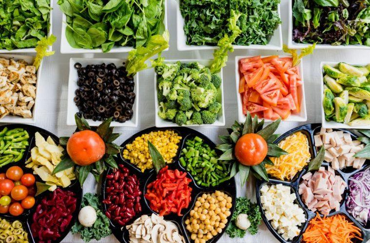 healthy food Dan Gold via Unsplash - 1024 x 683