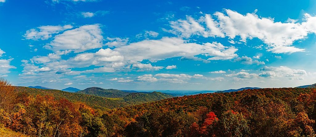 Shenandoah Valley Mountains