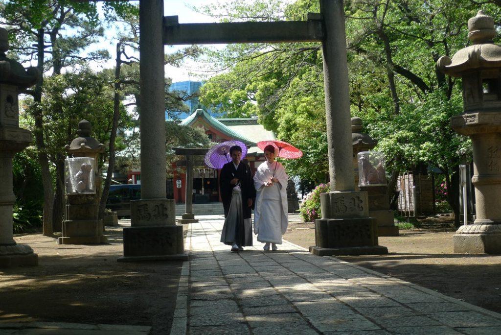 Japan Street Quiet, Japan trip