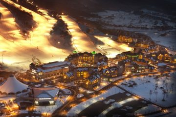 winter olympics korea Alpensia Ski Resort - 1024 x 683