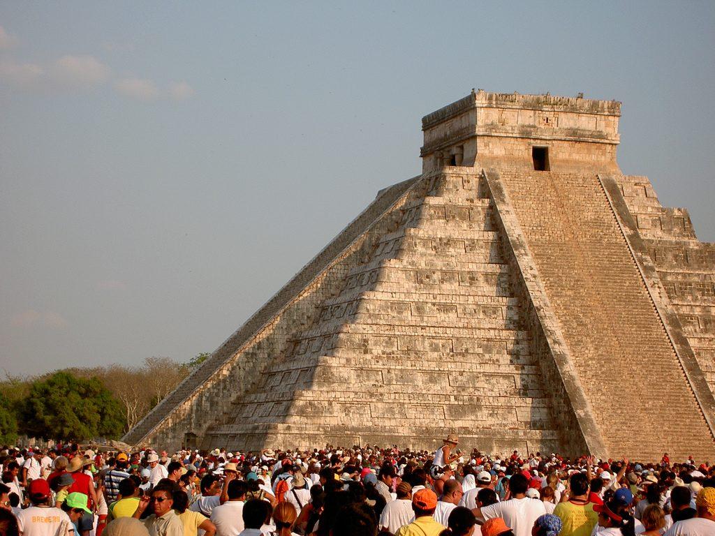Itza, Mexico