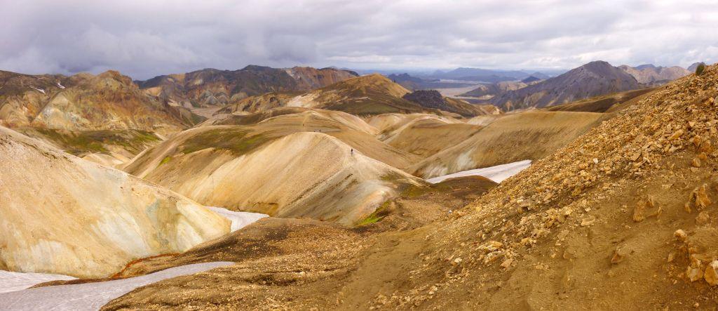 The Laugavegur, Iceland