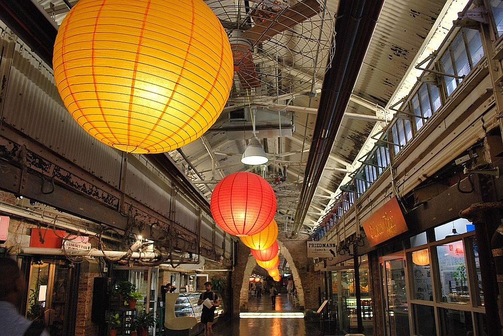 Chelsea Market in New York