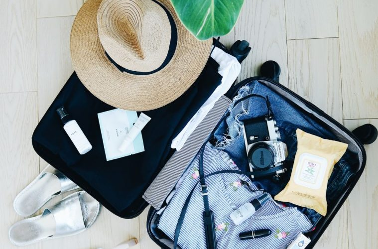 suitcase ecofriendly packing tips