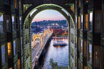 Pittsburgh. Pennsylvania