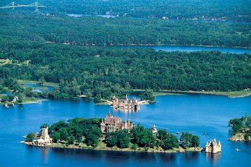 Boldt Castle_aerial USA trip
