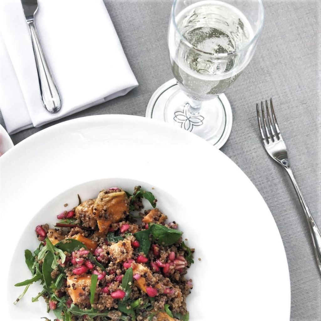 Quinoa, Fennel & Sweet Potato Salad recipe - Please Credit @Home.with.harper - 1024 x 1024