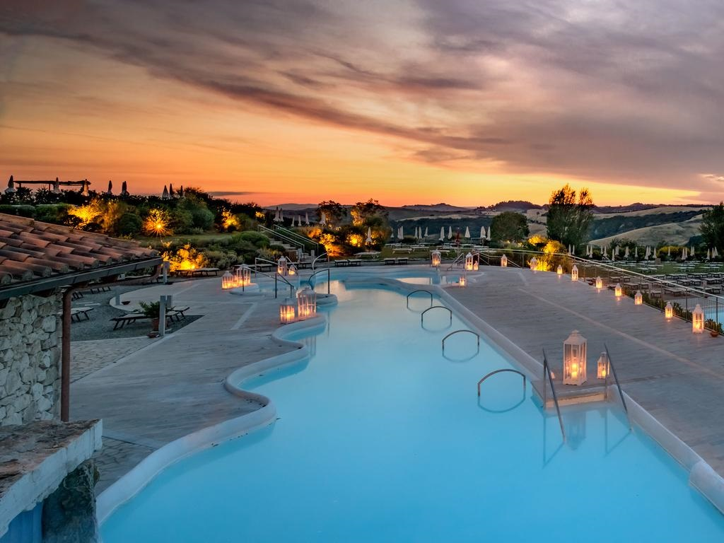Best Hot Springs To Soak In On Your Tuscany Trip