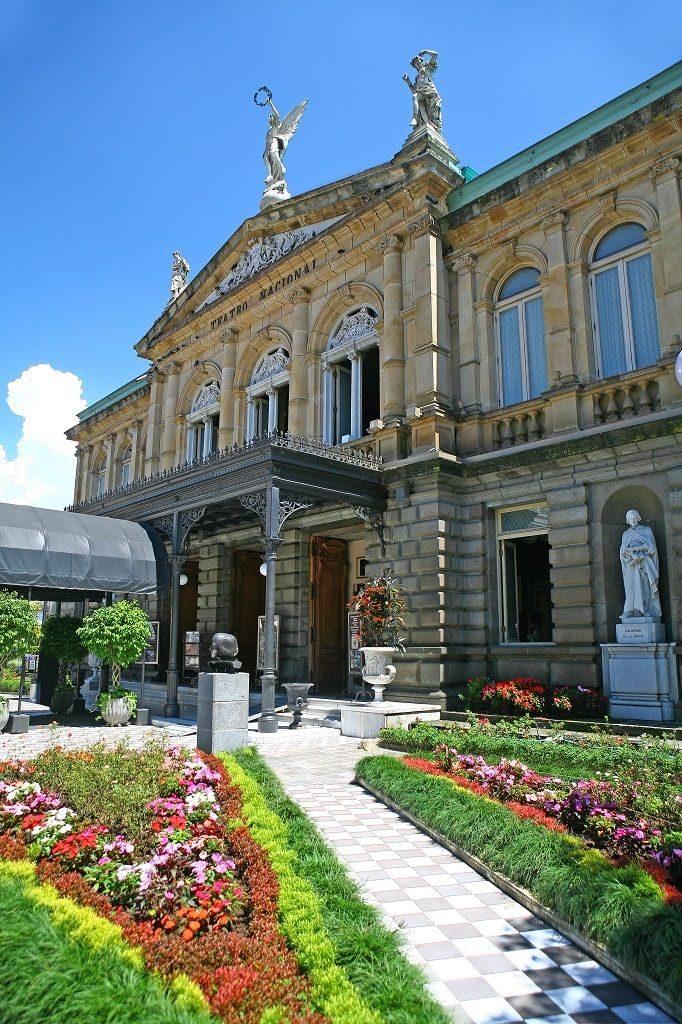 Teatro Nacional, San Jose costa rica